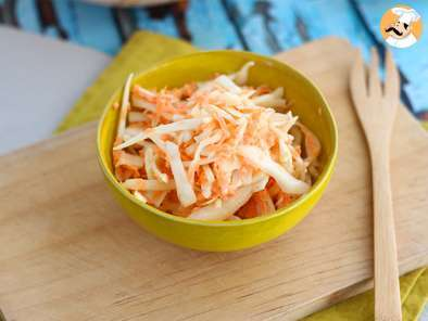 Recipe Coleslaw easy and quick