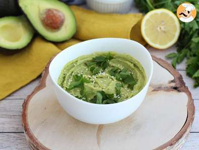 Recipe Avocado Hummus