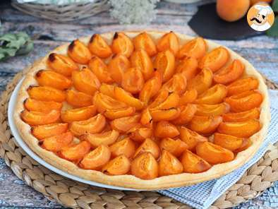 Recipe Easy apricot tart