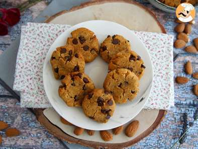Recipe Vegan cookies with okara - gluten free