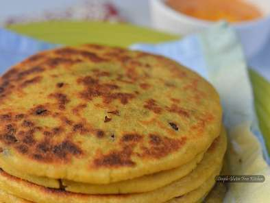Recipe Red Bean Paste Gluten Free Puran Poli