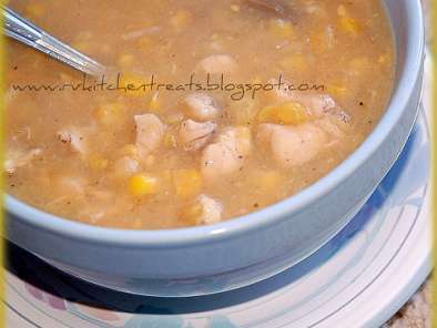 Recipe Sweet corn chicken soup, chicken chopsuey
