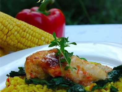 Recipe Peppadew chicken - a proudly south african recipe
