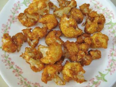 Recipe Cauliflower fry