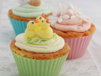 Recipe Easter cup cakes