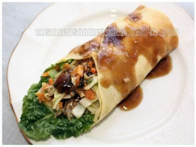 Recipe Fresh lumpia (vegetable roll)