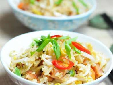 Recipe Cantonese fried rice