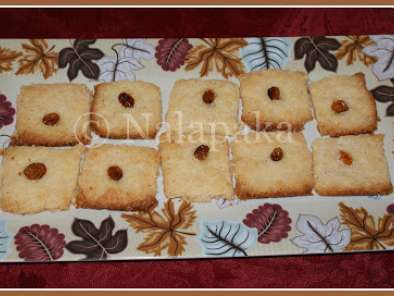 Recipe Coconut biscuit / kobri biscuit