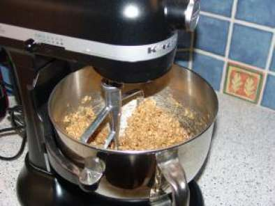 Recipe Butterscotch whole wheat granola bars and may tasty tool: stand mixers