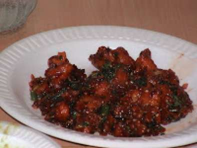 Recipe Gobi cauliflower manchurian