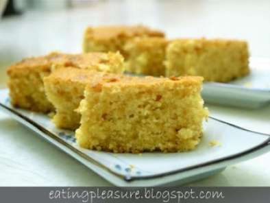 Recipe 3rd baking: cereal butter cake