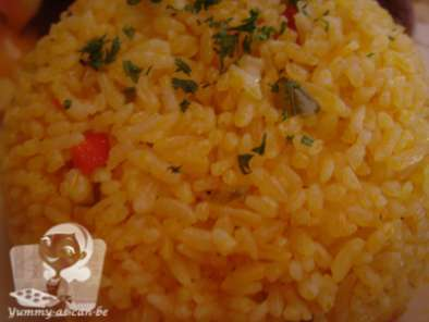 Recipe Java rice