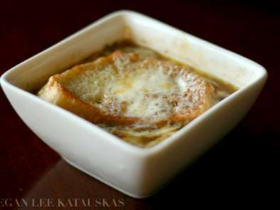 Recipe French onion soup