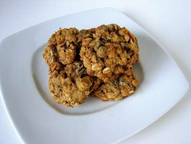Recipe Banana-oatmeal chocolate chip cookies