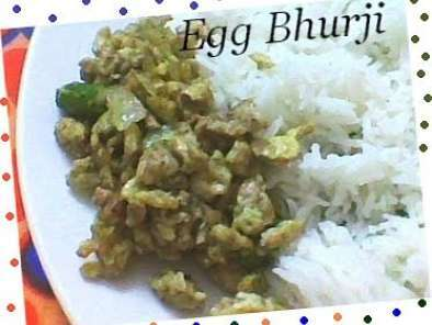 Recipe Egg bhurji - akoori