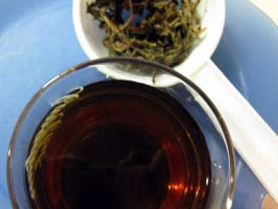 Recipe Cooling herbal tea