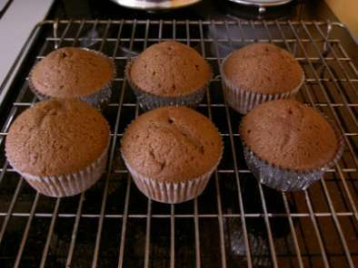 Recipe Hummingbird bakery hazelnut and chocolate cupcakes