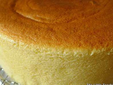 Recipe Cotton soft japanese cheesecake