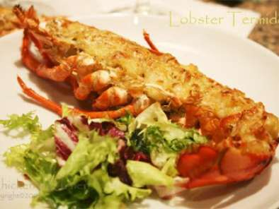 Recipe Lobster thermidor