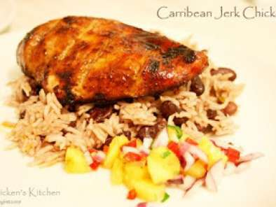 Recipe Carribean jerk chicken