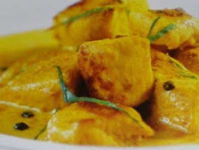 Recipe Chicken masala with olive oil