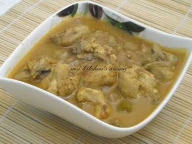 Recipe Nellore kodi pulusu (chicken cooked in tamarind gravy)
