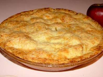 Recipe an apple pie without some cheese is like a hug without a squeeze!