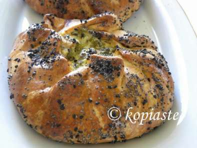 Recipe Agginaropita (greek artichoke pie)
