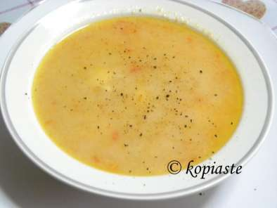 Recipe Cypriot trahanas soup