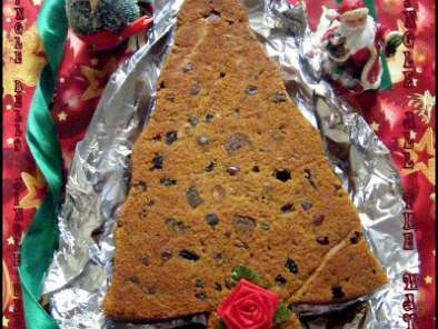 Recipe Christmas fruit cake ~ merry christmas!!!