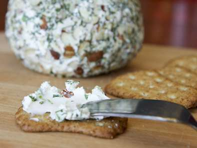 Recipe Green onion cheese ball