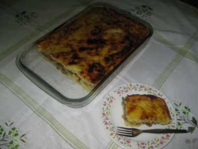 Recipe Savoury potato pudding (bengkang ubi benggala)