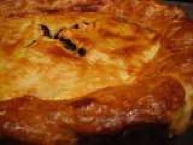 Recipe Beef, Cheddar and Potato Pie