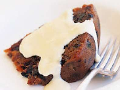 Recipe Cheat's christmas pudding