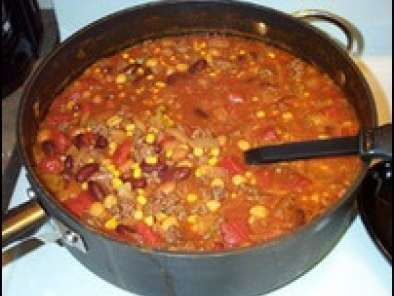 Recipe Taco soup revisited: less junk, more yummy goodness