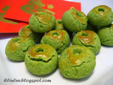 Recipe Green peas cookies