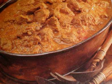 Recipe Beef vindaloo ( goan cuisine )