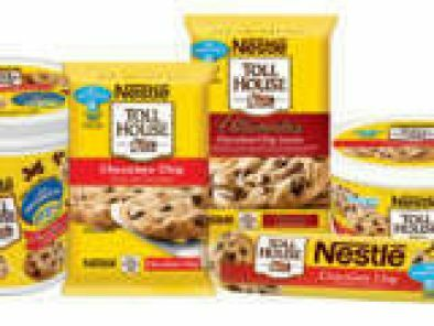 Recipe Nestle Toll House Chocolate Chip Cookie Dough Got Smaller!