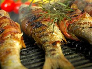 Recipe Grilled fish