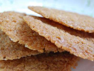 Recipe Crunchy flat horlicks cookies (eggless)