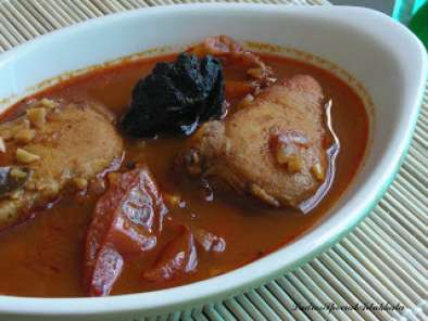 Recipe Kudampuliyitta ney meen curry (seer fish curry with gambooge/fish tamarind) and awards