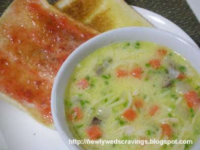 Recipe Chicken soup: chicken sopas