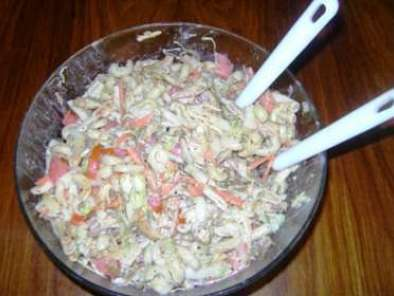 Recipe Pasta and chicken salad