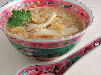 Recipe Fish maw soup
