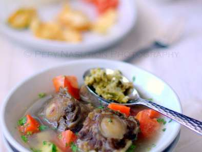 Recipe Sop buntut - indonesian oxtail soup