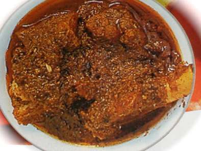 Recipe Pork vindaloo ( goan cuisine )