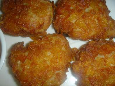Recipe Homemade chicken nuggets