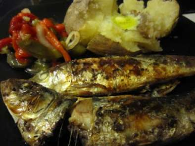 Recipe Frozen sardines from portugal