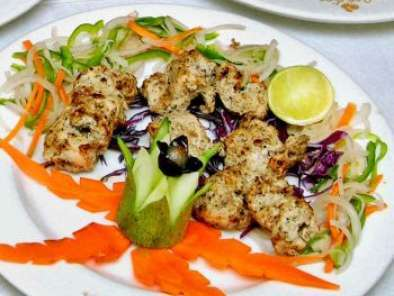 Recipe Kebab kali mirch