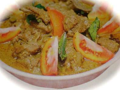 Recipe Mutton korma ( mughlai cuisine )
